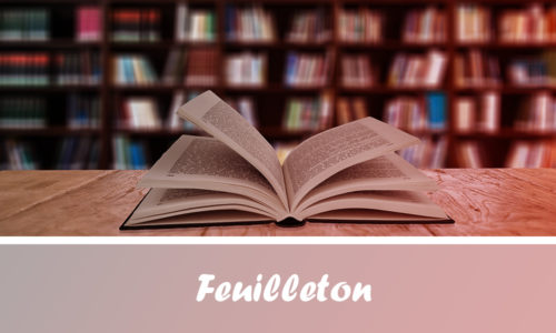 """Lien vers la page """"feuilleton"""""""