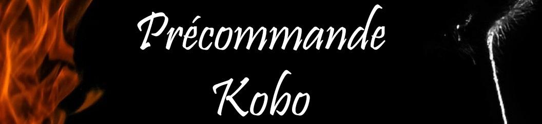 En précommande Kobo : Temps Mort